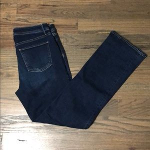 Talbots flawless five pocket jeans barely boot 8